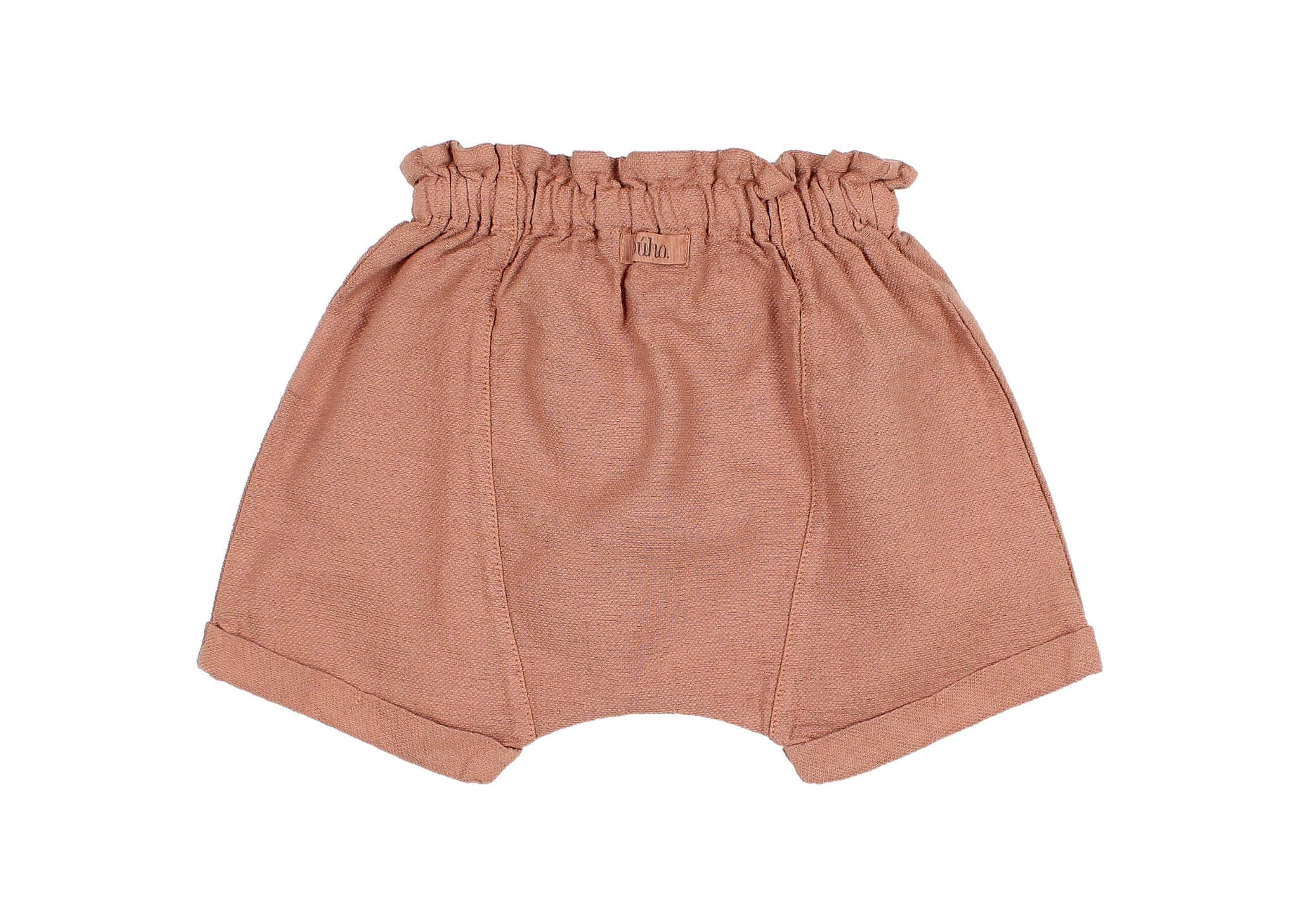 Luca short pant cocoa-2
