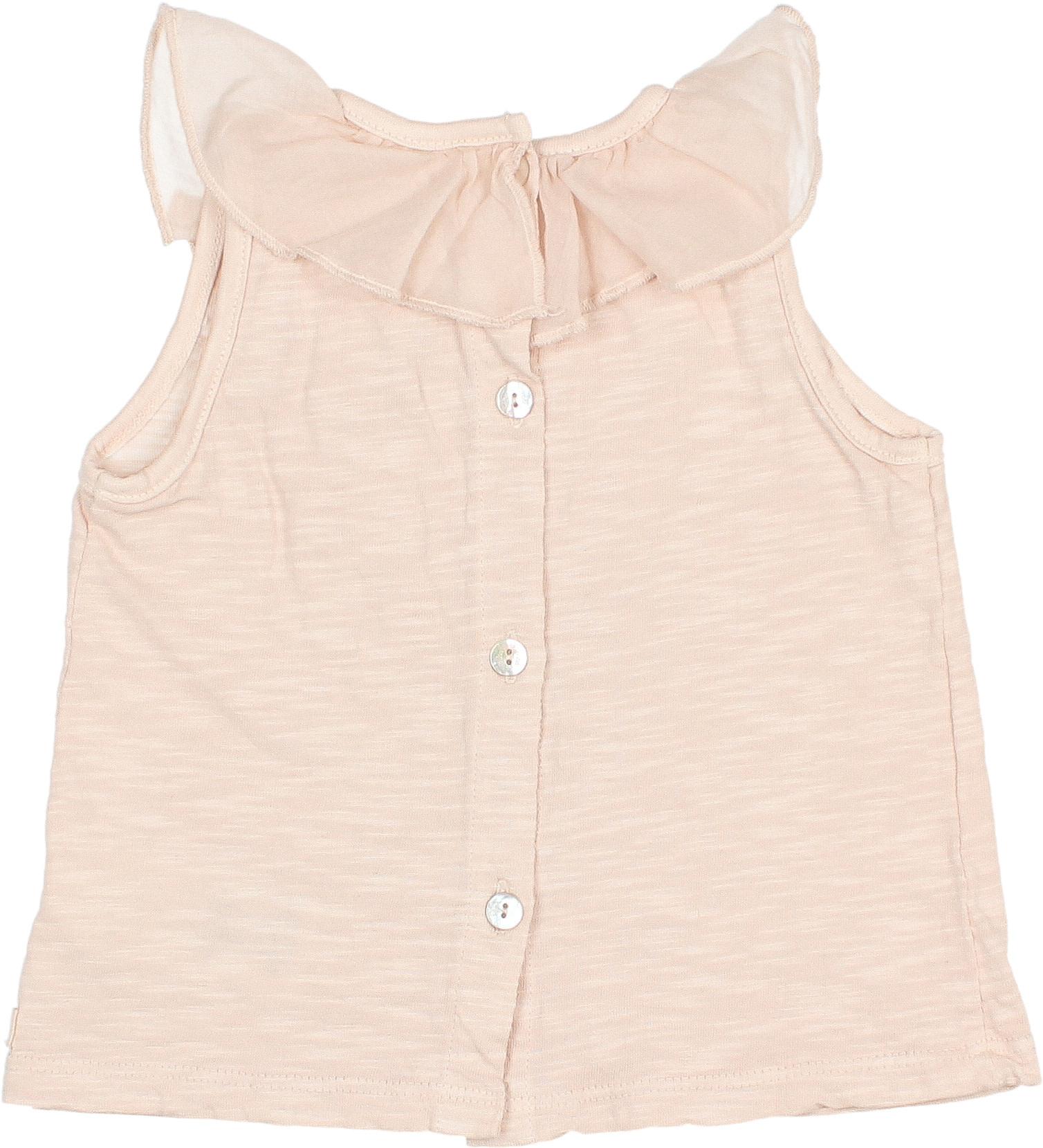 Lulu t-shirt rose-2