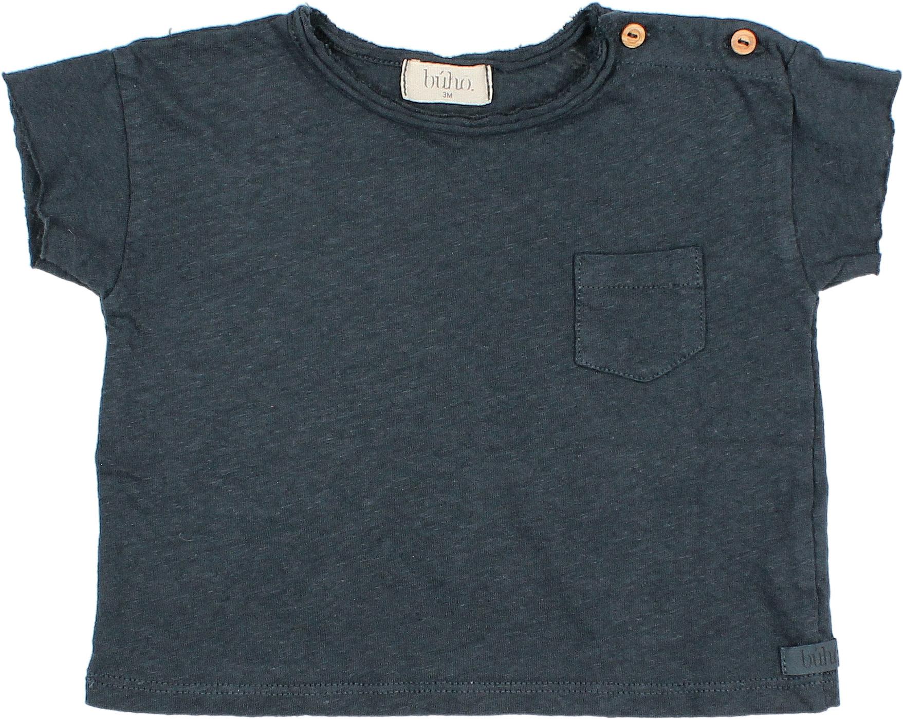 Cedric t-shirt blue night-2