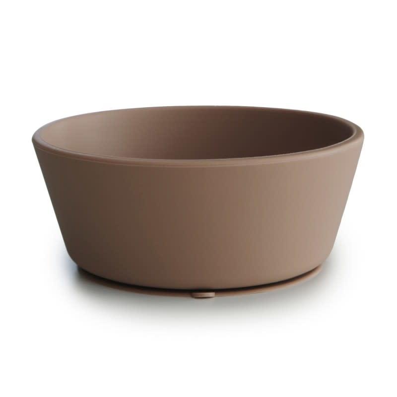 Silicone bowl natural-1