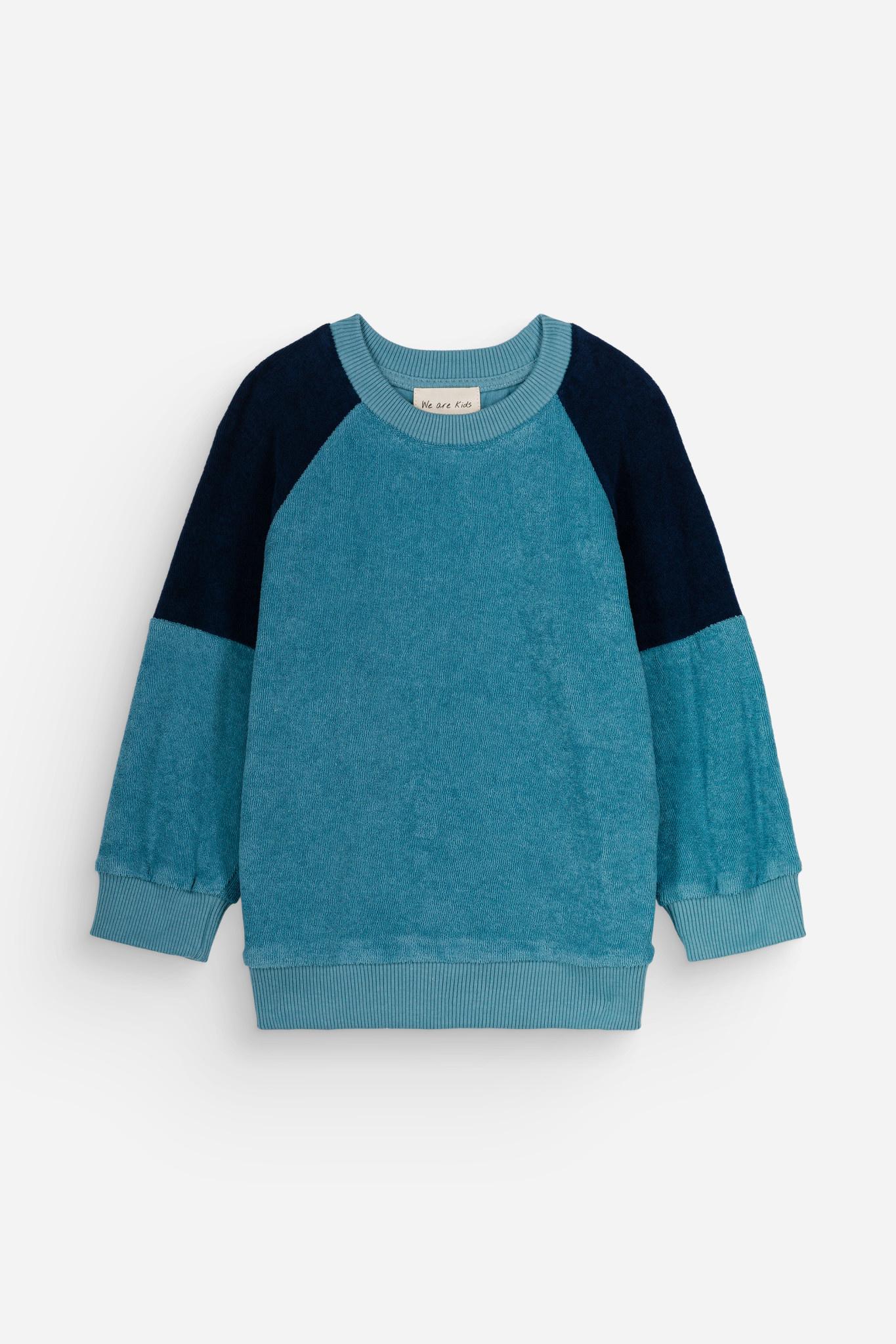 Sweat henri tender blue kids-1