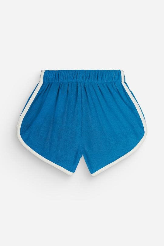 Short juju bright blue kids-1