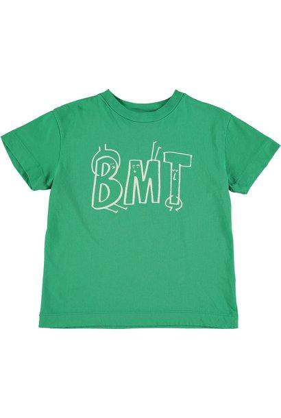T-shirt bmt buddy green