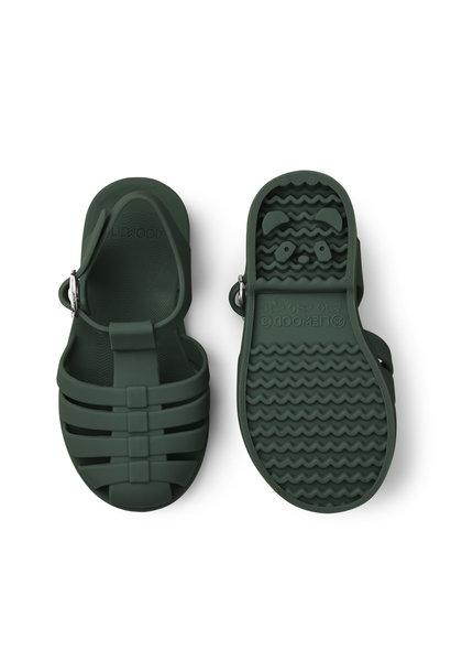 Bre sandals garden green