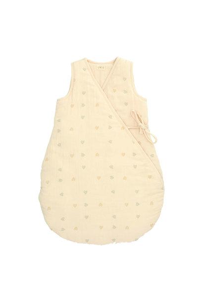 Simone sleeping bag blossom hearts