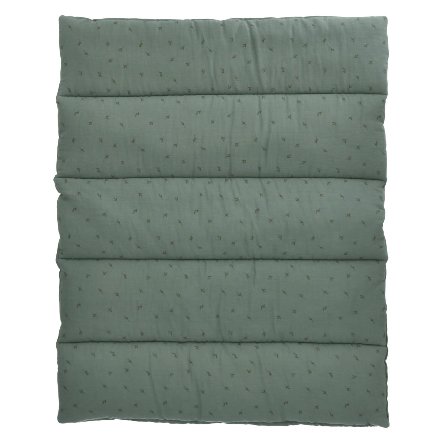 Prince playpen mat bay leaves-2