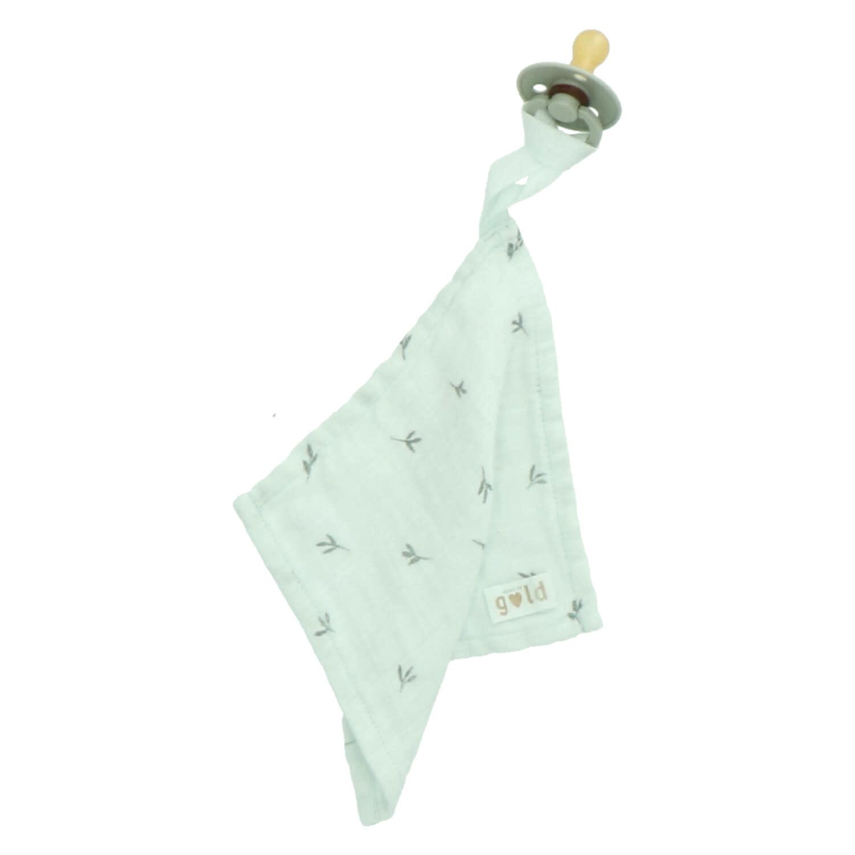 Dutronc pacifier cloth breeze leaves-1