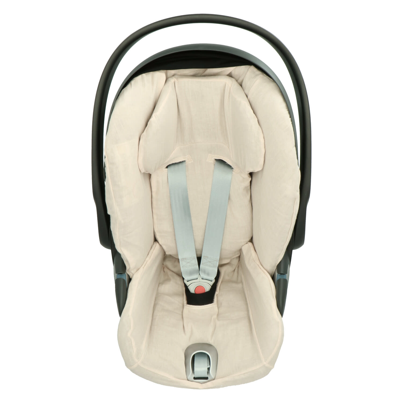 Cohen car seat cover cybex blossom-1