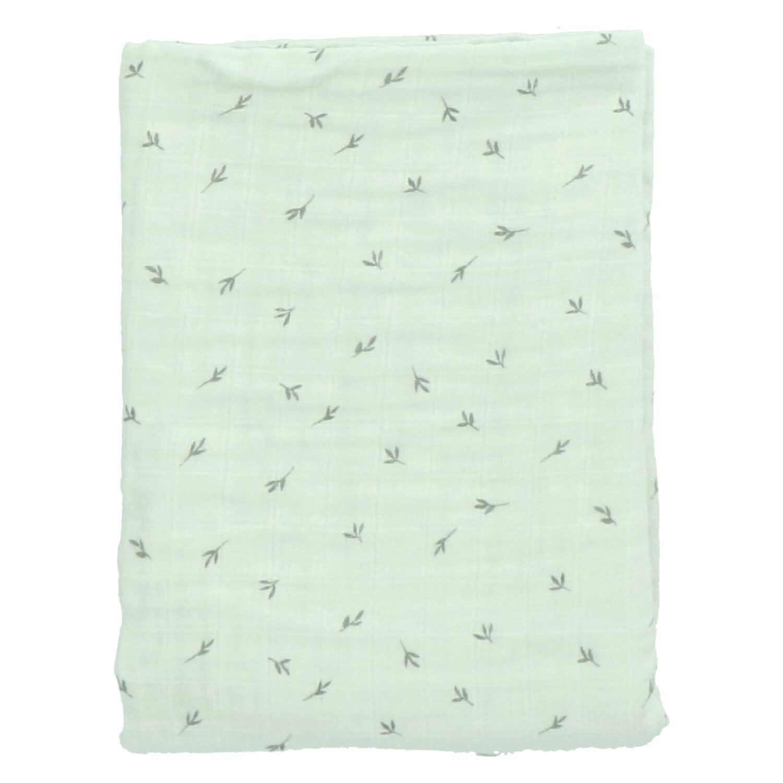 Buckley blanket 70X90 breeze leaves-1