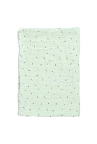 Buckley blanket 100X140 breeze leaves
