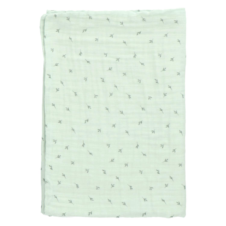 Buckley blanket 100X140 breeze leaves-1