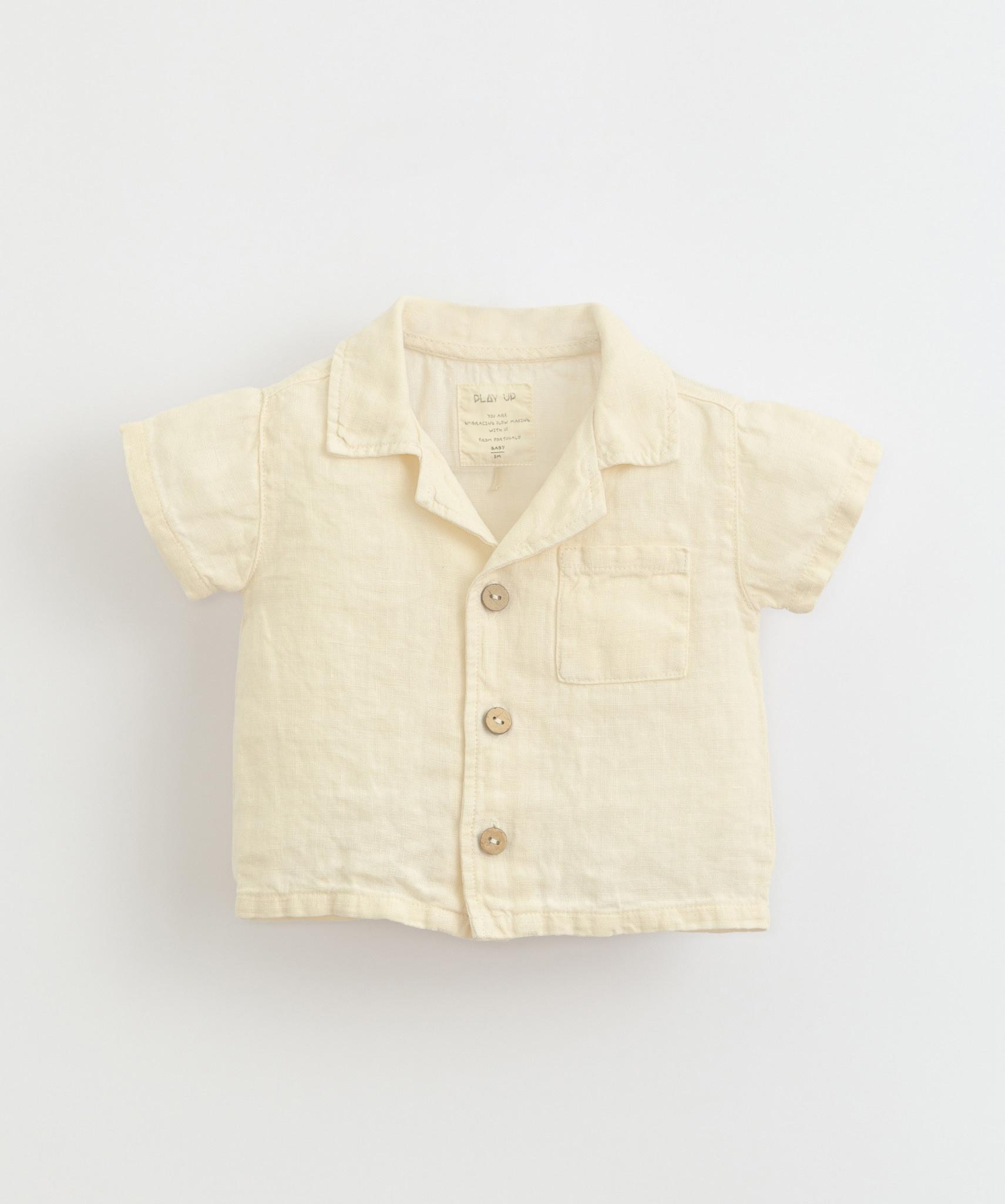 Linen shirt-1