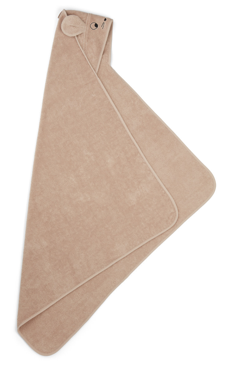 Augusta hooded towel mouse pale tuscany-2