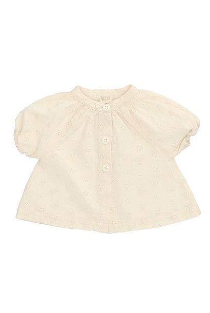 Basal blossom blouse