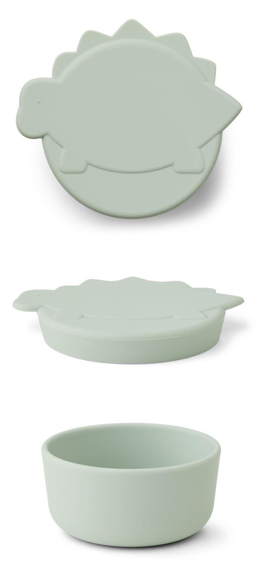 Cornelius snack box dino dusty mint-1