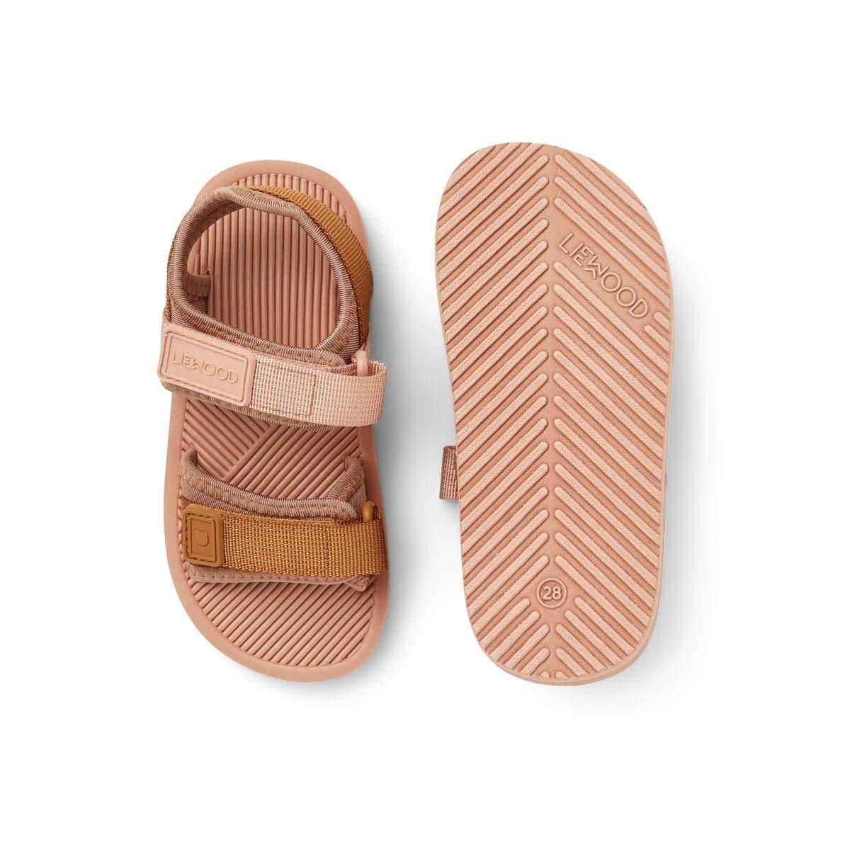 Monty sandals rose mix-1