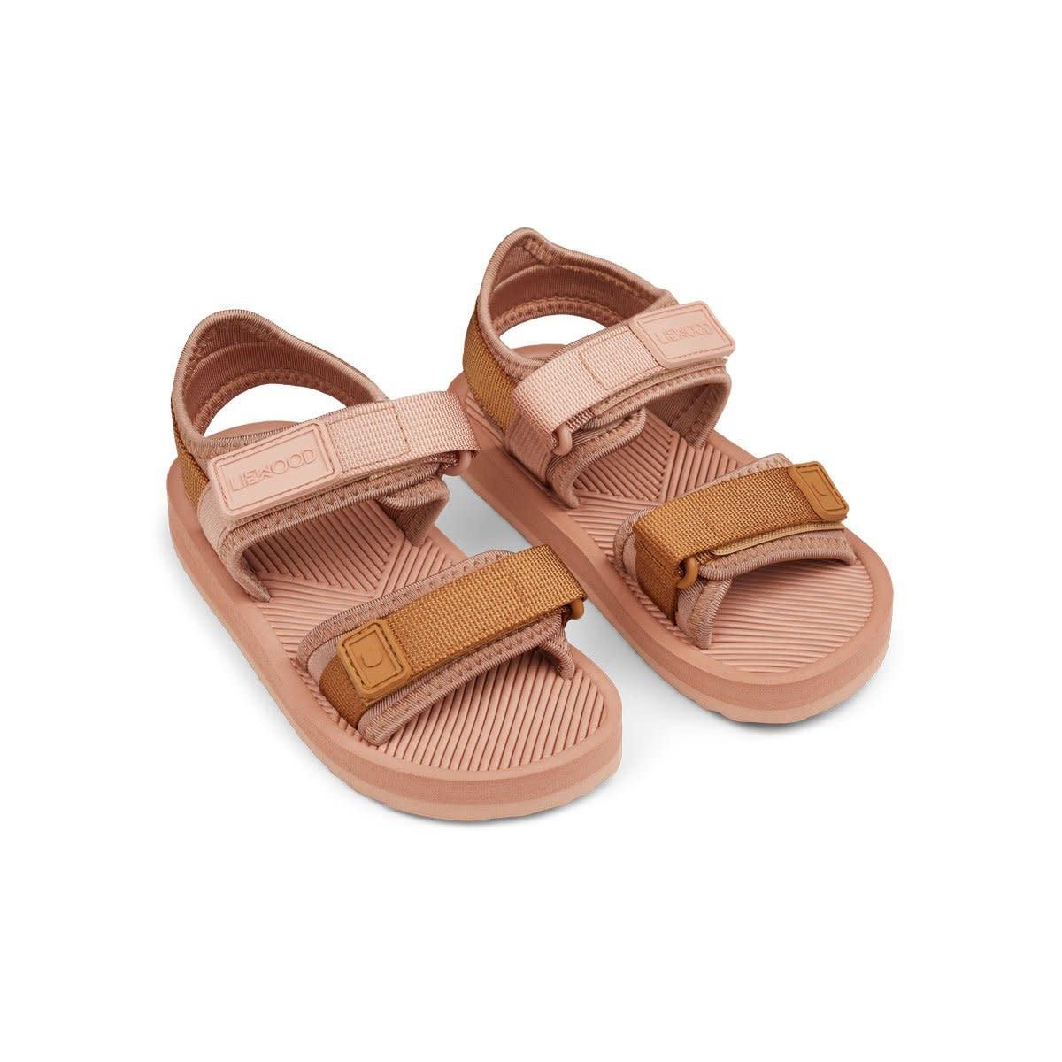 Monty sandals rose mix-2
