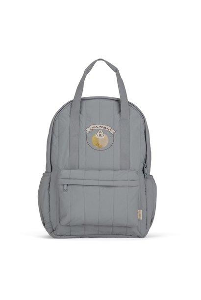 Loma kids backpack junior quarry blue