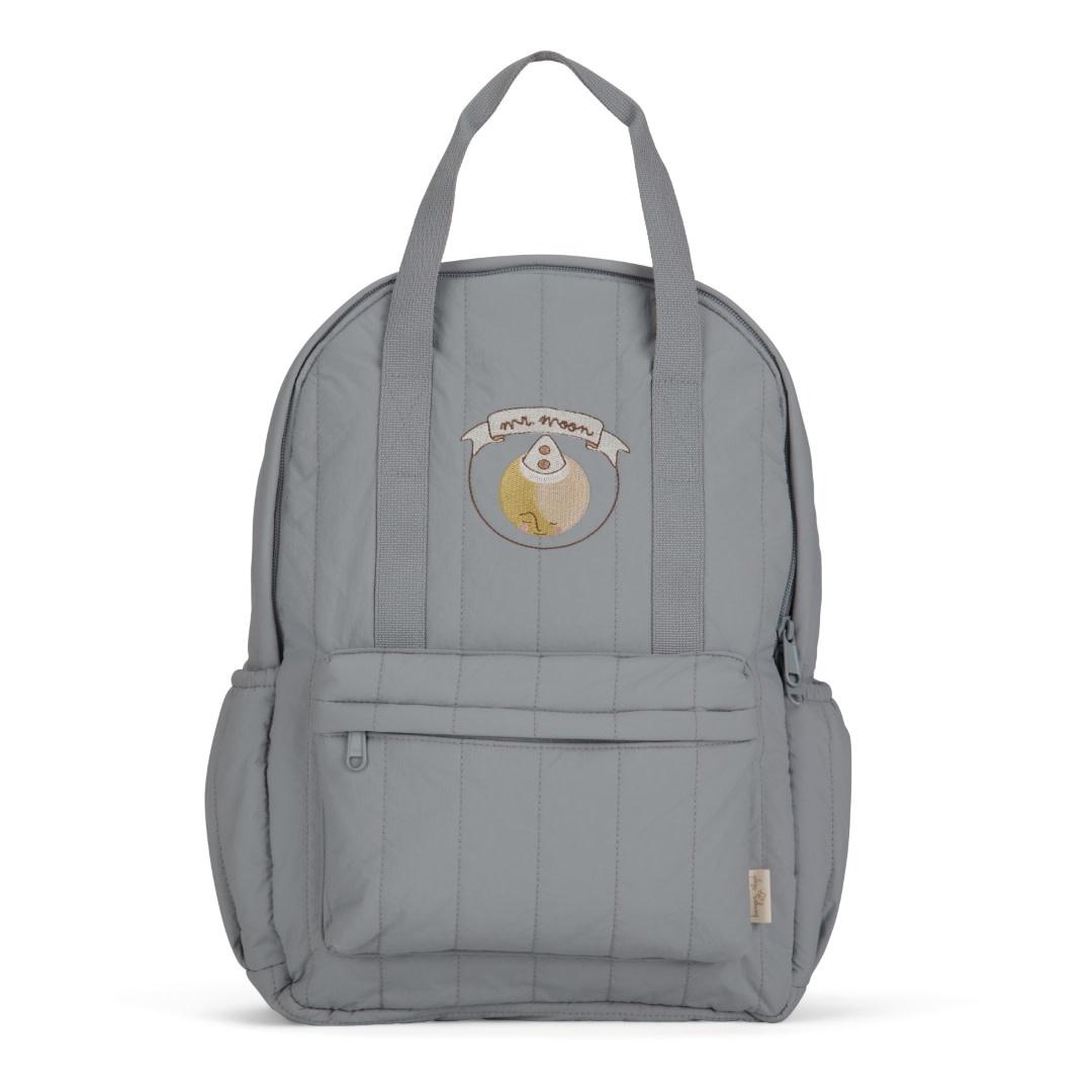 Loma kids backpack junior quarry blue-1