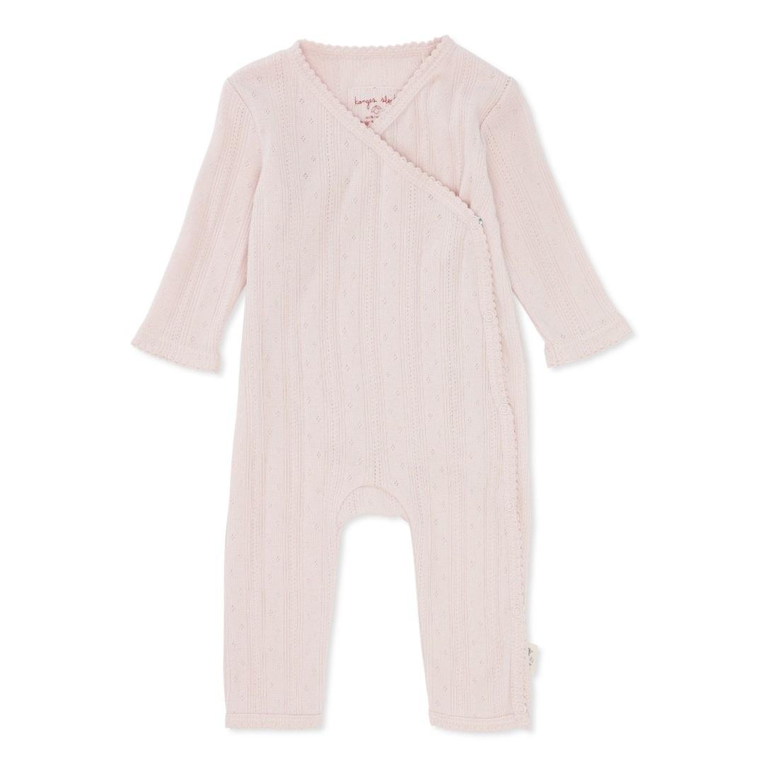 Minnie onesie lavender mist-1