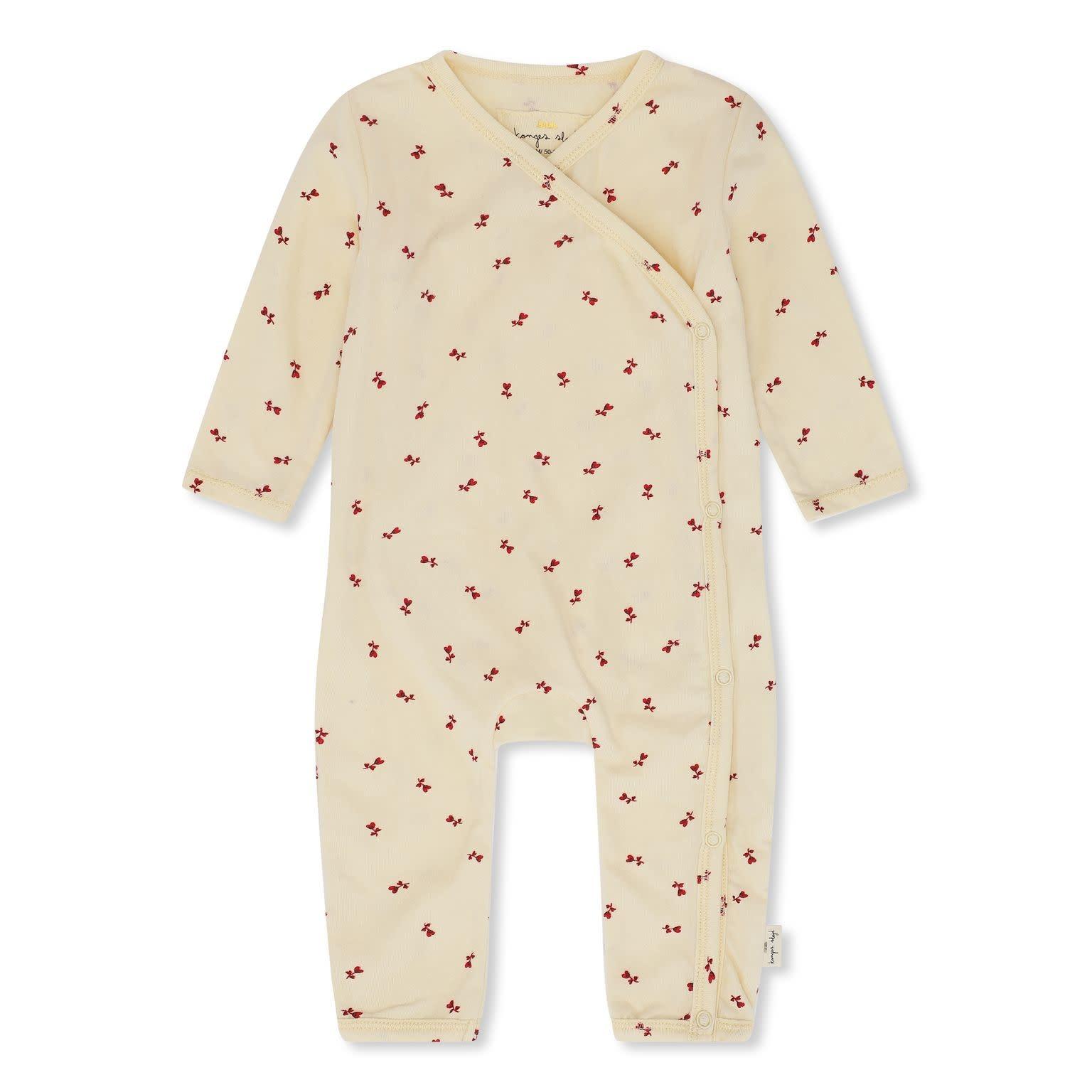 Newborn onesie petit biscou-1