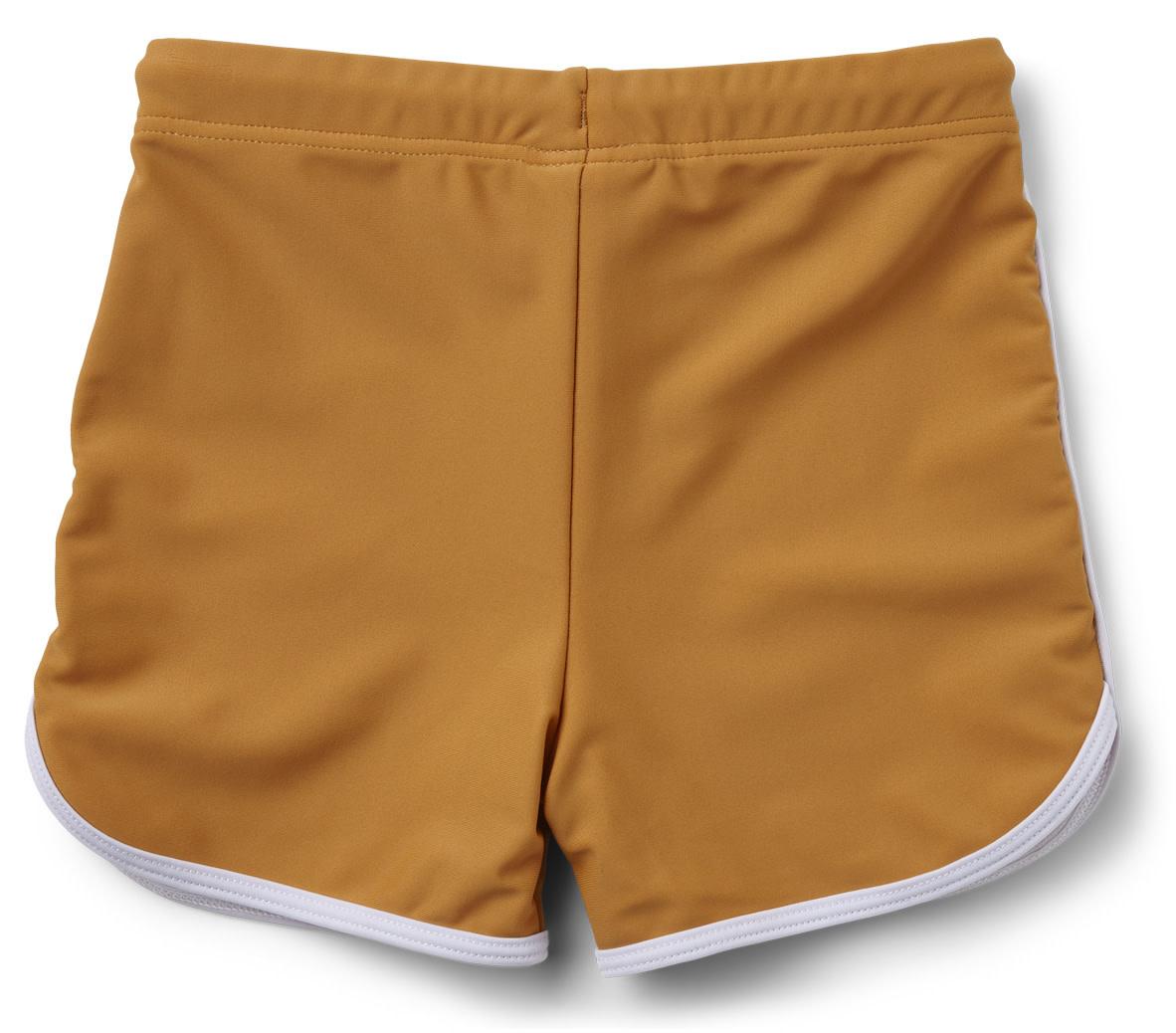 Dagger swim pants mustard-2