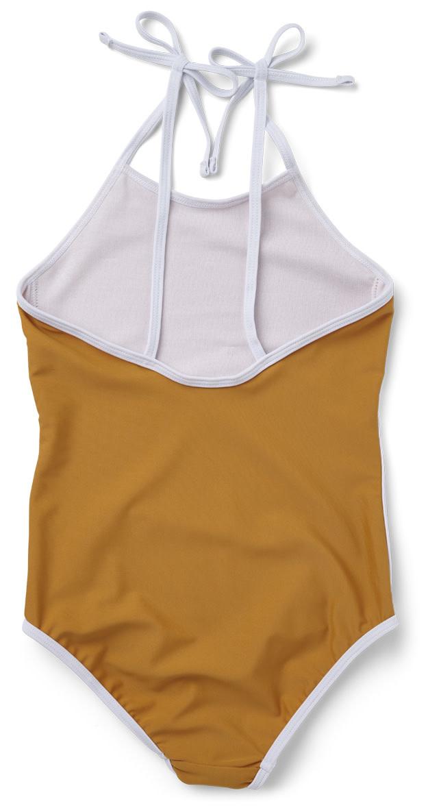 Gigi swimsuit mustard baby-2