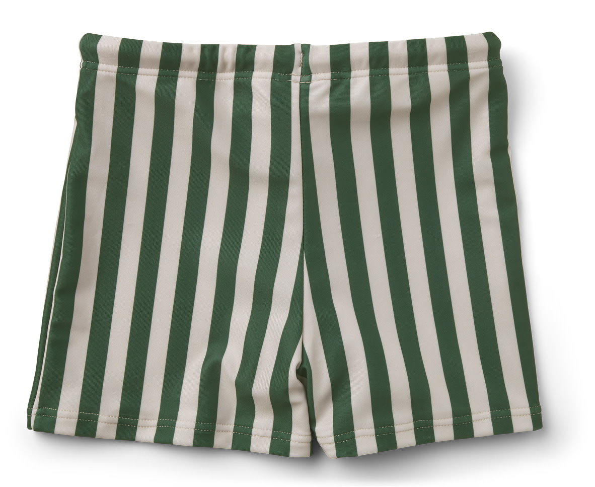 Otto swim pants stripe garden green/sandy-2