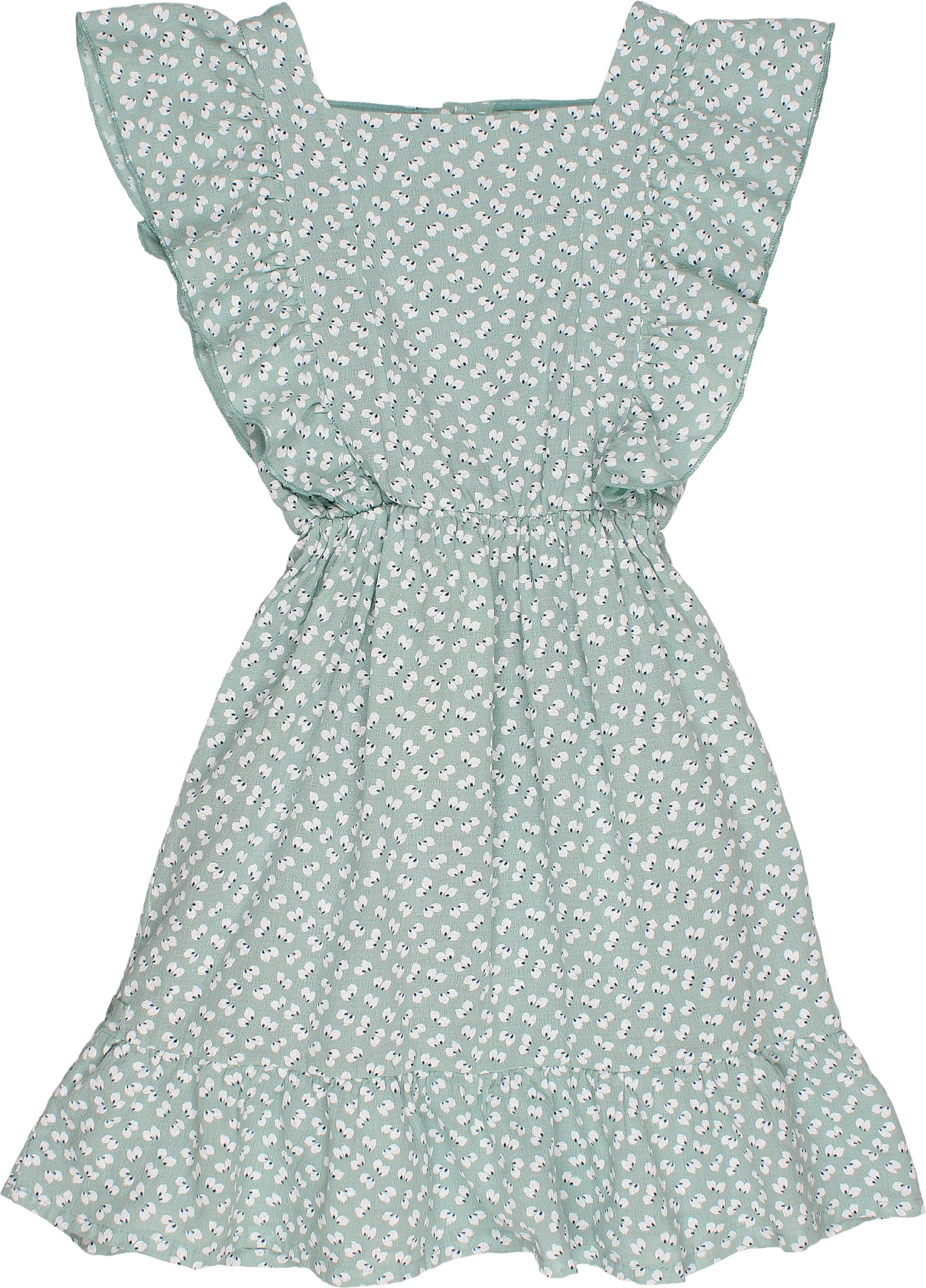 Laura dress almond-1