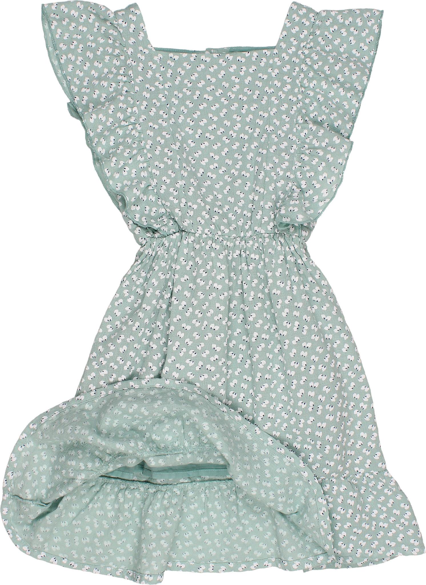 Laura dress almond-4
