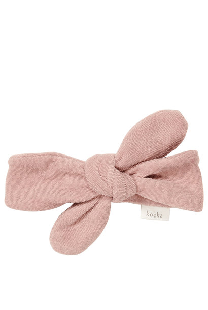 Royan haarband old pink