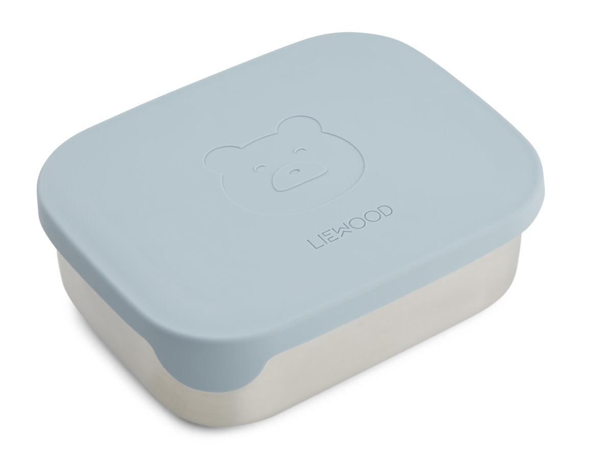 Arthur lunchbox bear sea blue-1