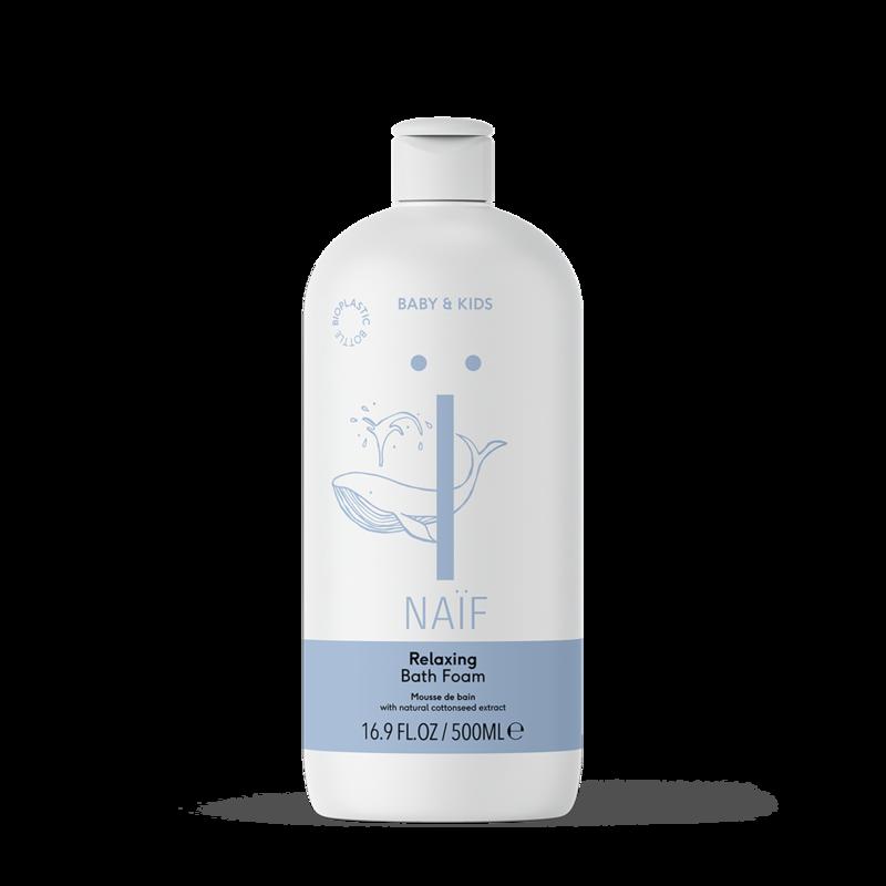 Naïf relaxing bath foam-1