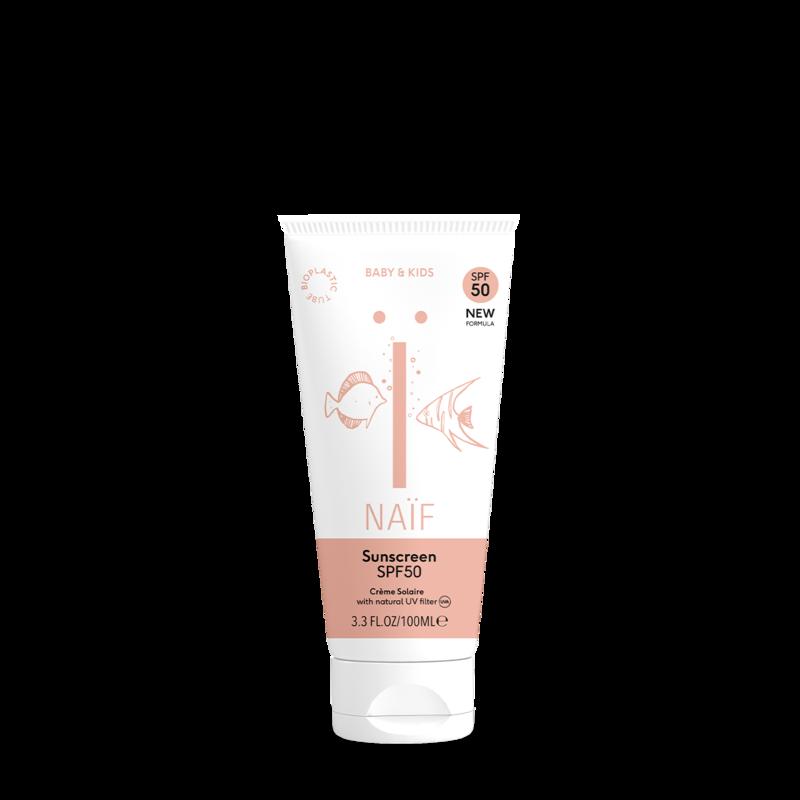 Naïf sunscreen factor 50-1