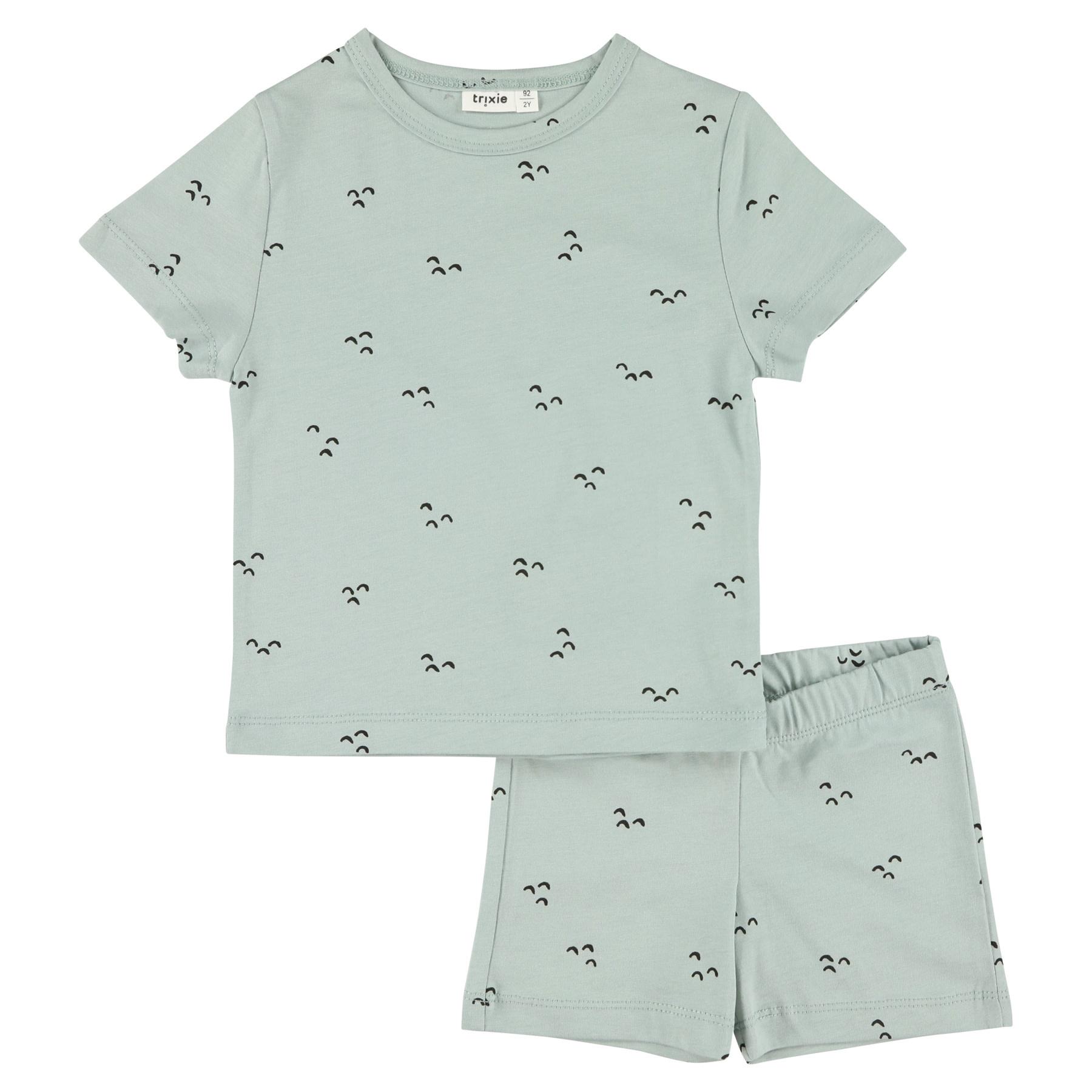 Pyjama 2 pieces short mountains-1