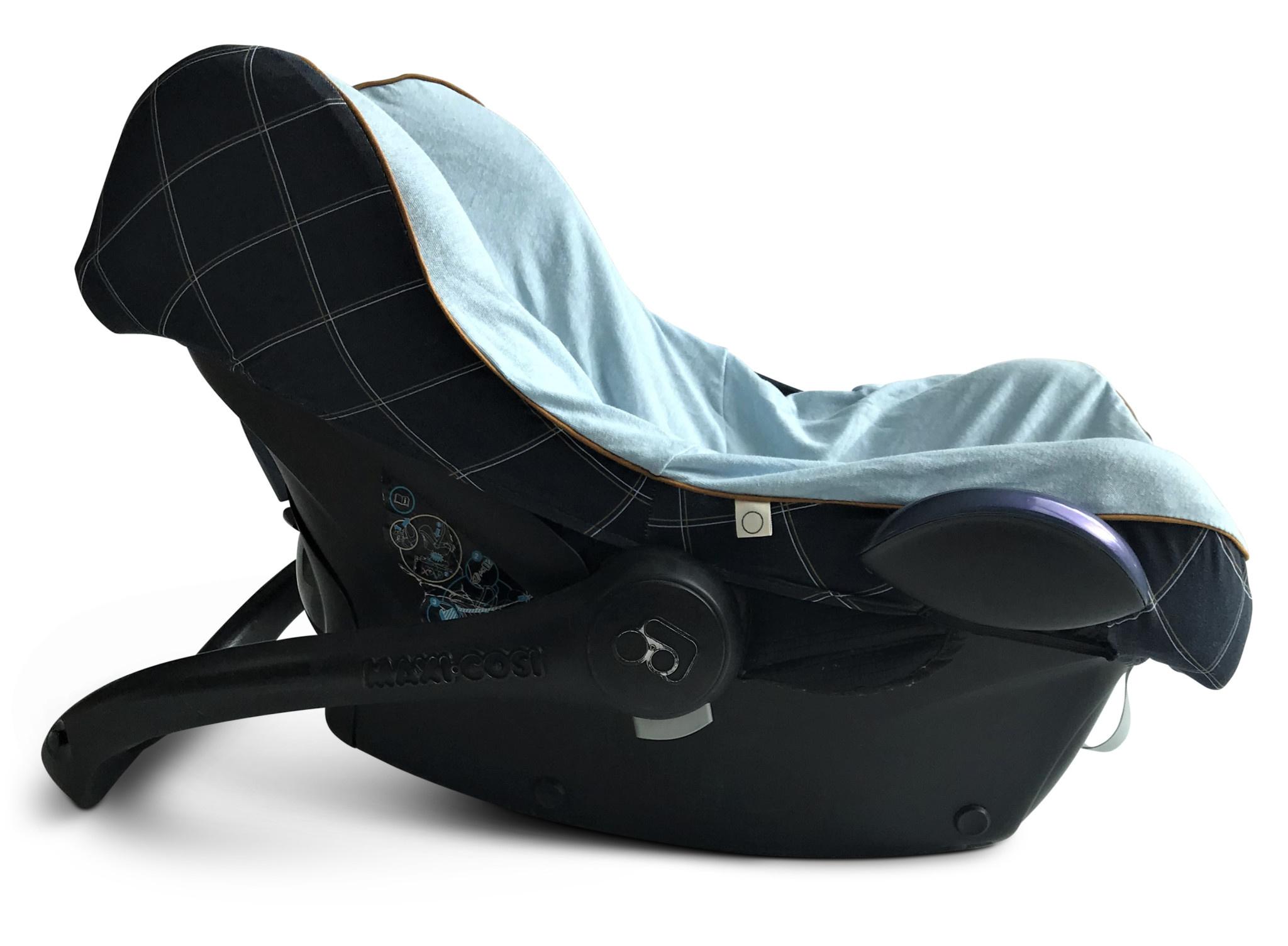 Hoes autostoel maxi cosi alfie-1