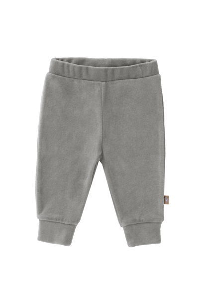 Trousers velours paloma grey