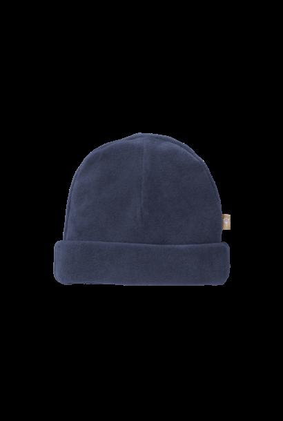 Hat velours indigo