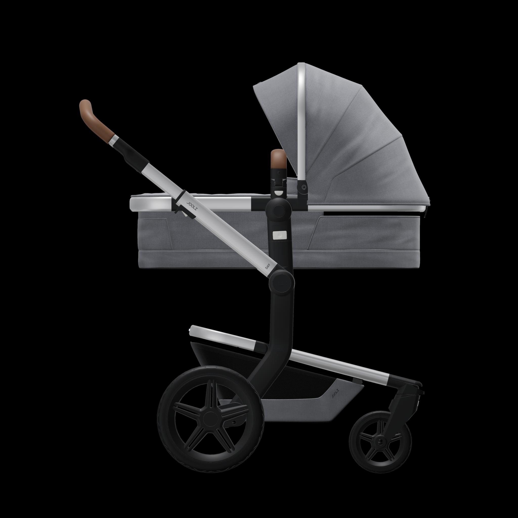 Joolz Day+ kinderwagen gorgeous grey-1