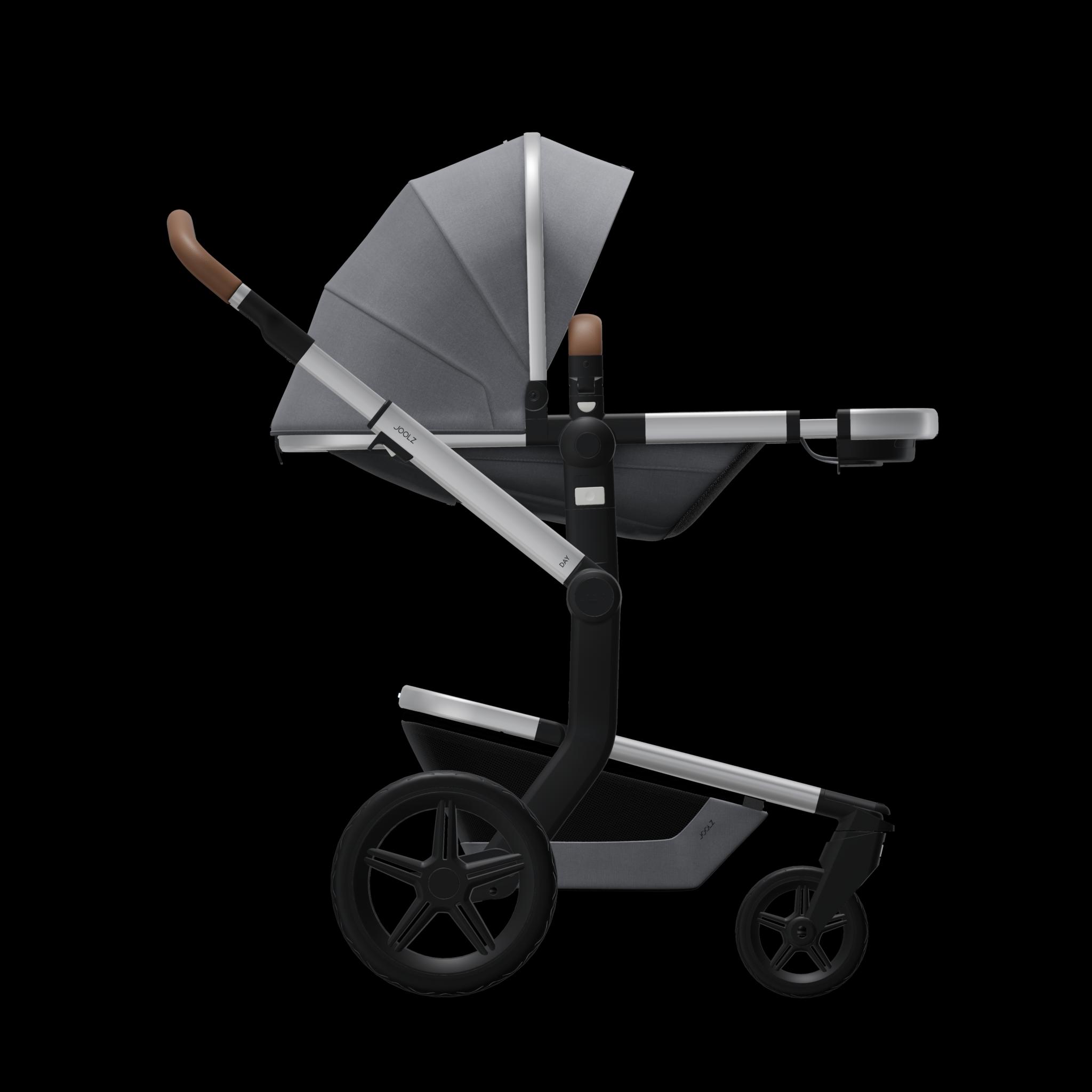 Joolz Day+ kinderwagen gorgeous grey-7