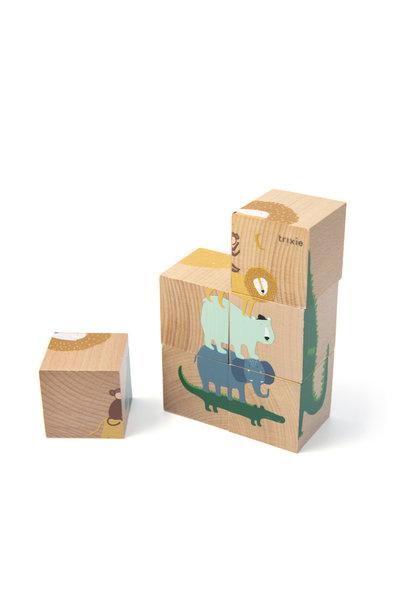 Puzzelblokken
