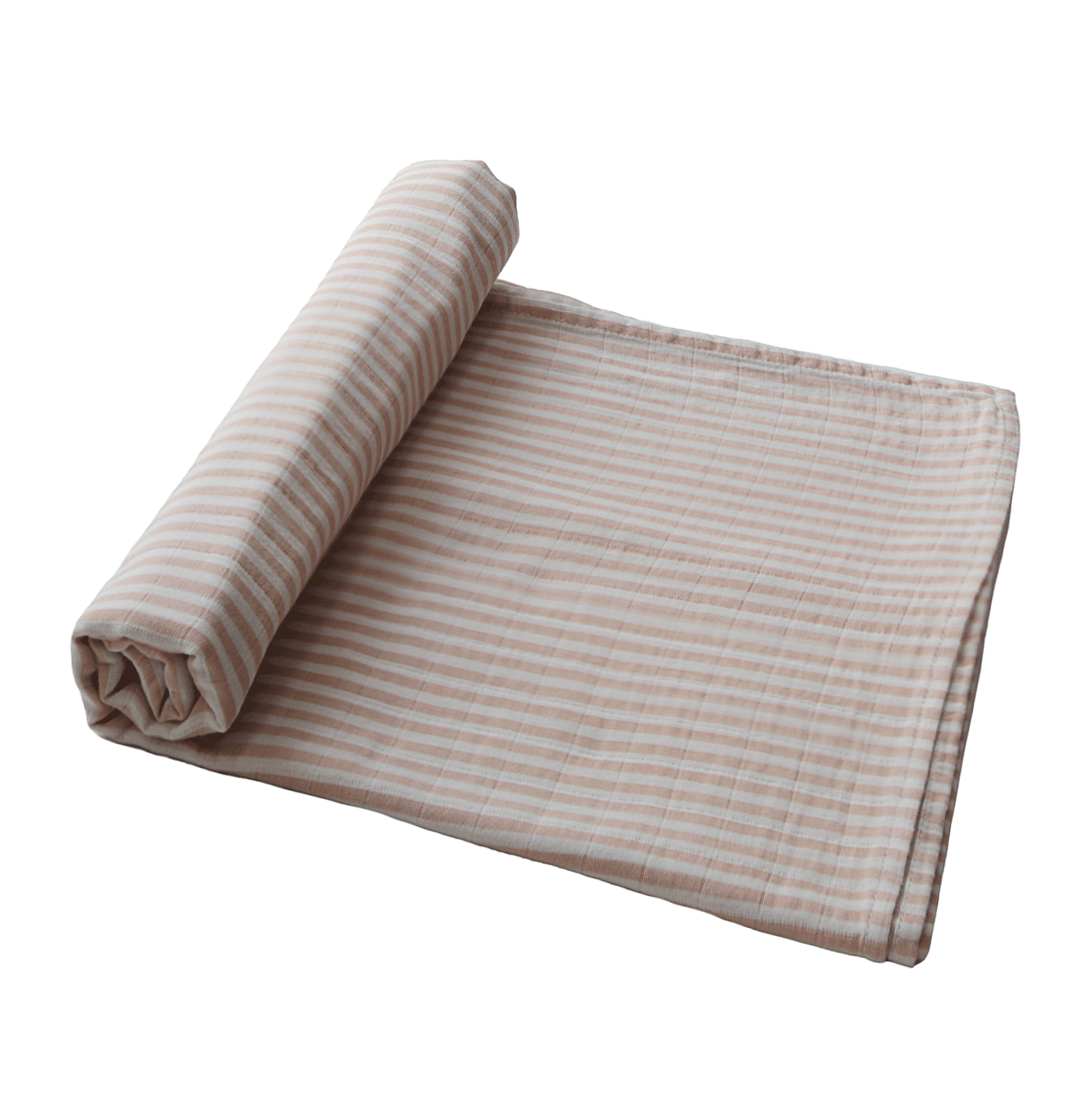 Swaddle natural stripes-1