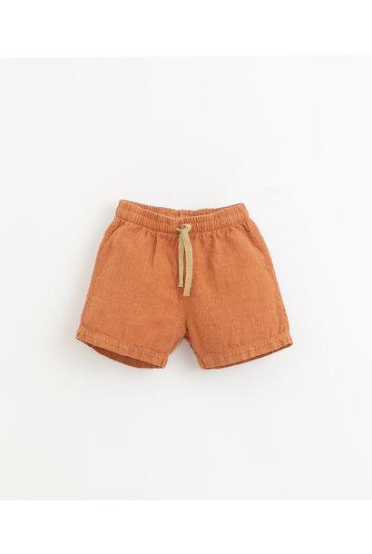 Linen shorts raquel