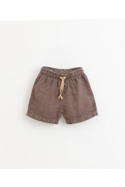 Linen shorts pinha