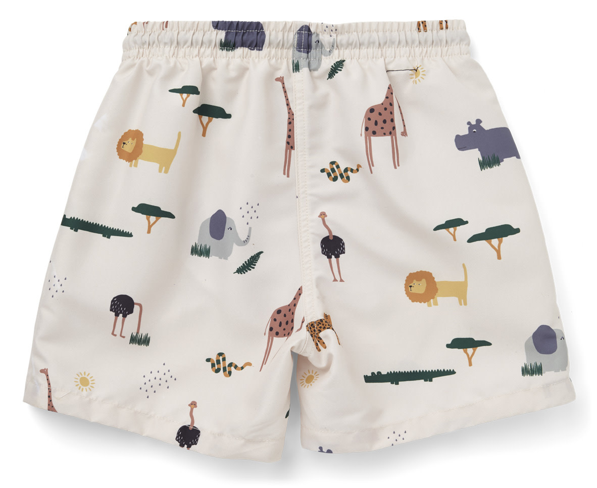 Duke board shorts safari sandy mix-2