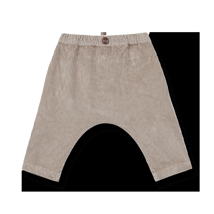 Molina baggy pants rose-2