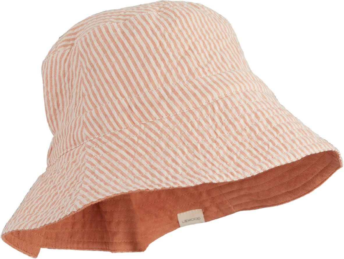 Buddy bucket hat tuscany rose-2