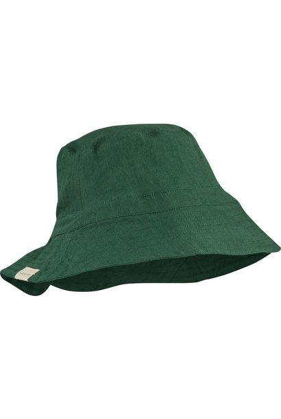 Delta bucket hat garden green kids