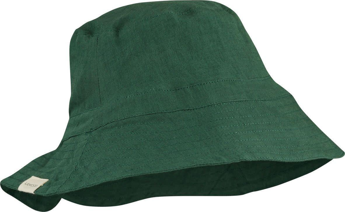 Delta bucket hat garden green kids-1