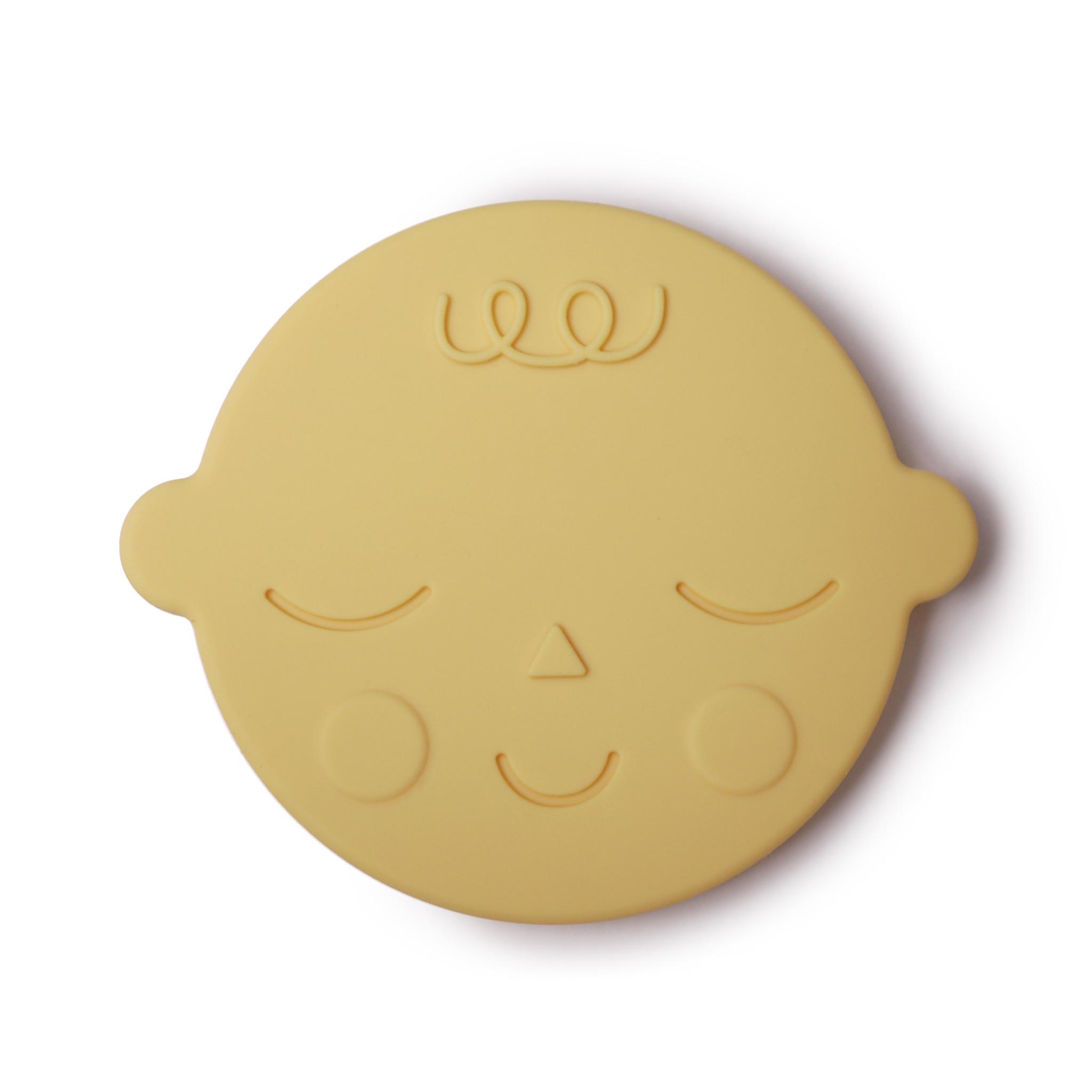 Teether face banana cream-1
